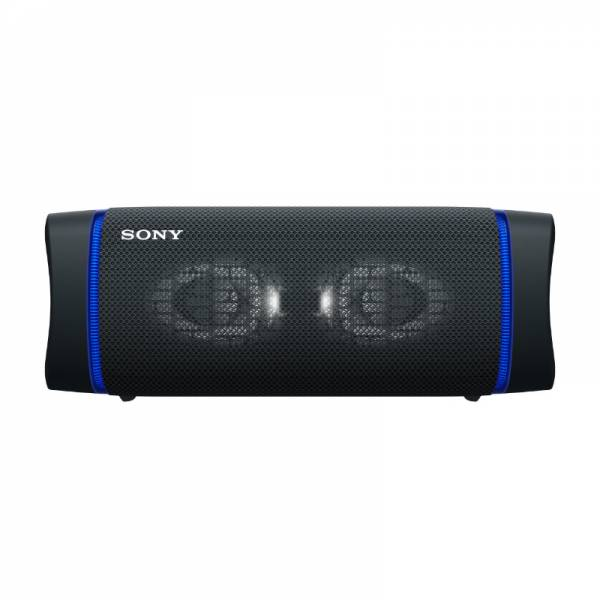 Sony Bluetooth Lautsprecher Front Horizontal Schwarz (SRS-XB 33)