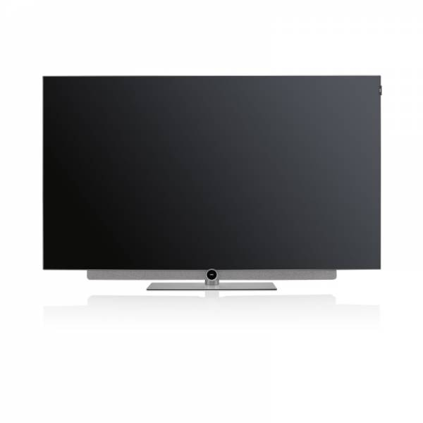 LOEWE Fernseher Basaltgrau Front (bild 3.55 oled)