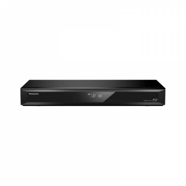 Panasonic Blu-ray Player Front Schwarz (DMR-BCT760EG)