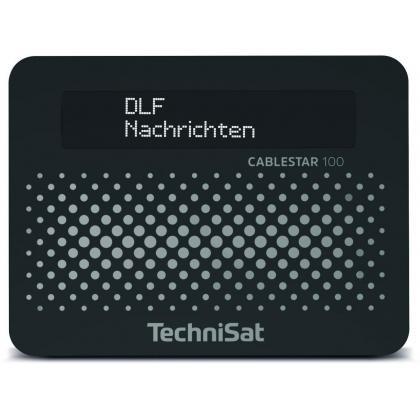 CABLESTAR 100 (Digital Kabel Radio, DVB-C Tuner)