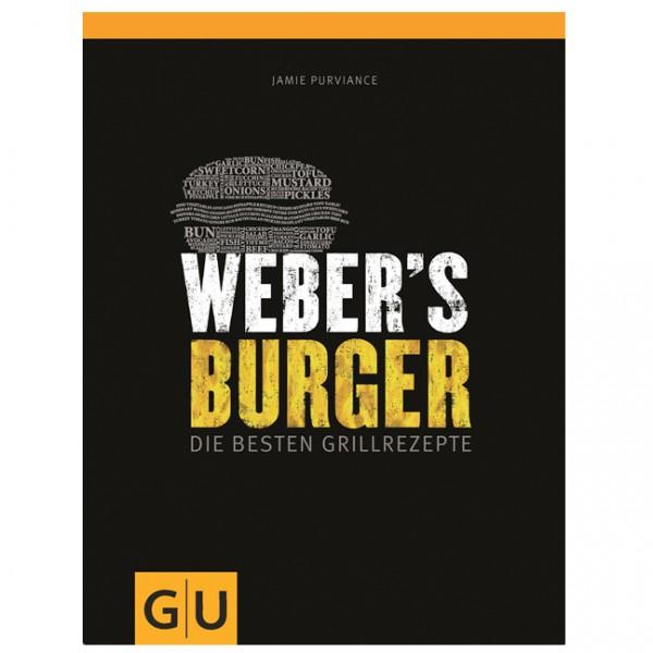 Weber's Burger - Die besten Grillrezepte