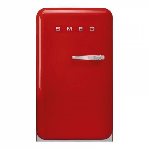 Smeg Getränkekühlschrank Rot Front (FAB10HLRD2)