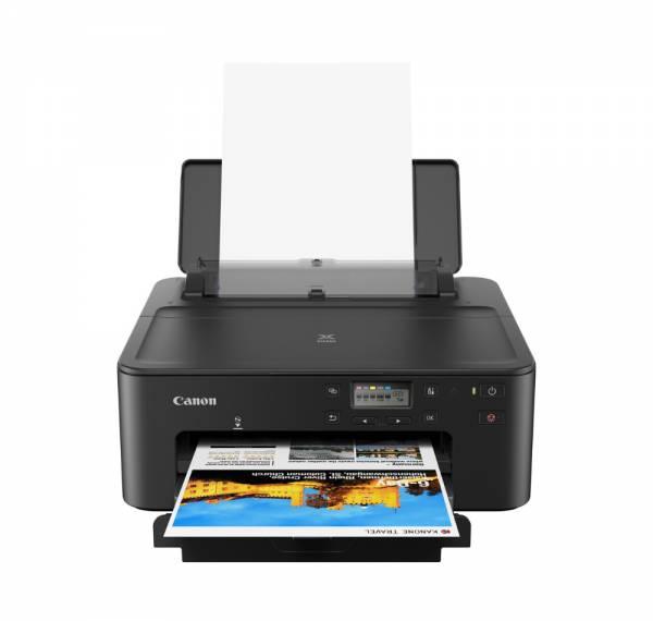 Canon PIXMA TS705 schwarz Tintenstrahldrucker