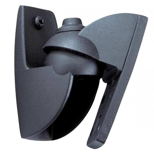 VLB 500 SET Schwarz (Lautsprecher Wandhalterung)