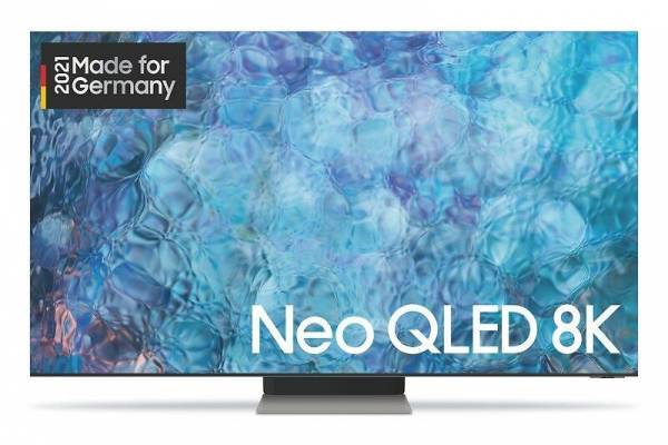 GQ75QN900ATXZG (Neo QLED-TV, 8K UHD, HDR 10+, Twin Triple Tuner, Smart TV)