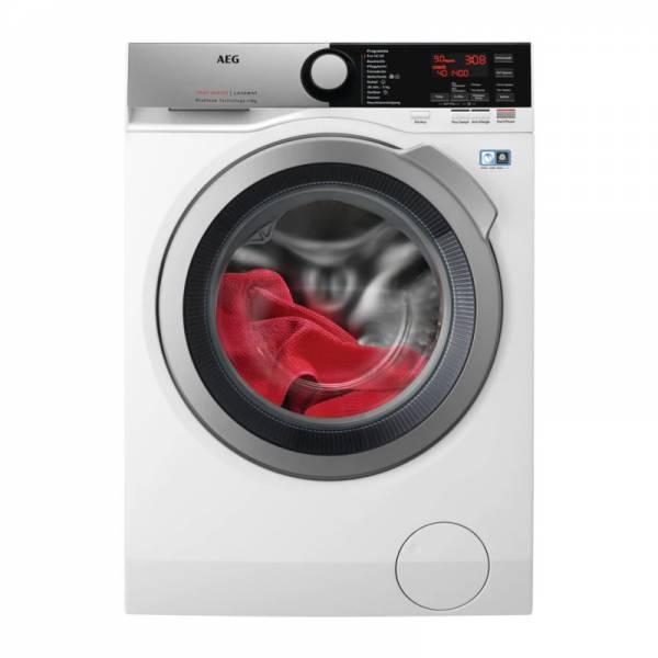 AEG Waschmaschine Front Weiß (LAVAMAT L7FE7649EX)
