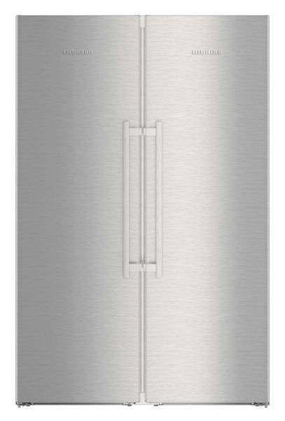 SBSES 8663-20 (Side-By-Side Kühlschrank, NoFrost-Kältetechnologie)
