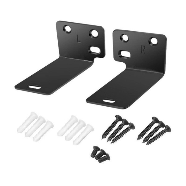 Soundbar Wall Bracket Black