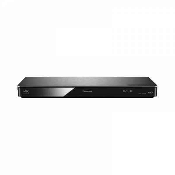 Panasonic Blu-ray Player Front Schwarz (DMP-BDT385EG)
