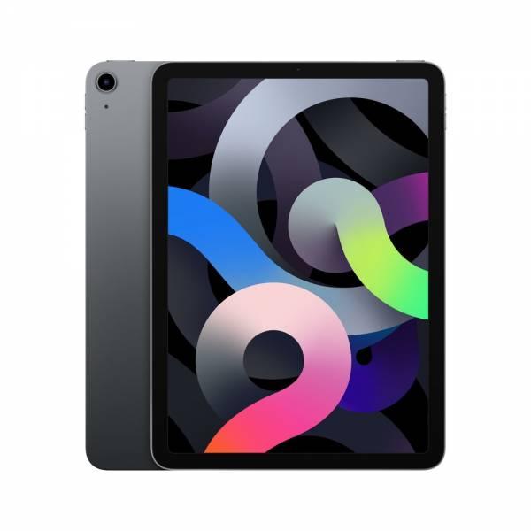 Apple iPad Air 10.9 Space Grau Tablet Front mit Rückseite