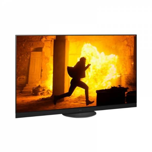Panasonic Fernseher Abgewinkelt Links Schwarz (TX-55HZX1509)