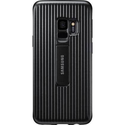 EF-RG960 Protective Standing Cover für Galaxy S9 schwarz