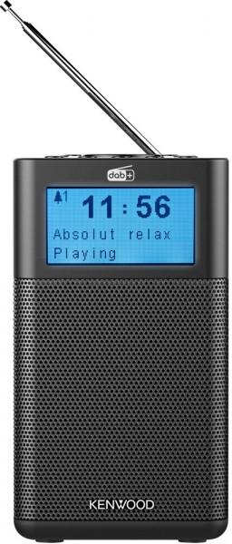 CRM10DAB (Sleep Timer, Bluetooth Audio-Streaming, Batteriebetrieb)