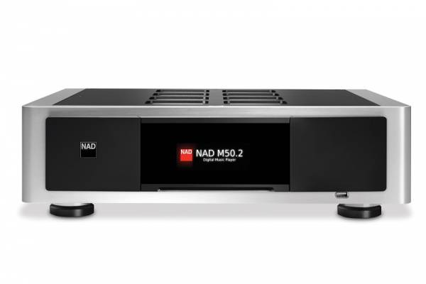 NAD M50.2 Front