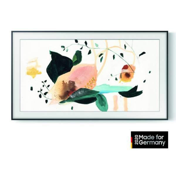 Samsung Fernseher Front Schwarz/Weiß (GQ32LS03T)
