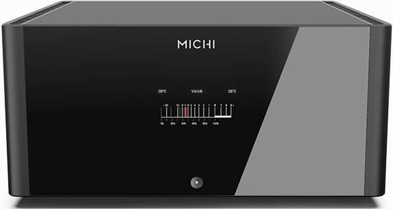Rotel Michi M8 Front