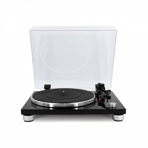 Sonoro Platinum Plattenspieler Front Schwarz