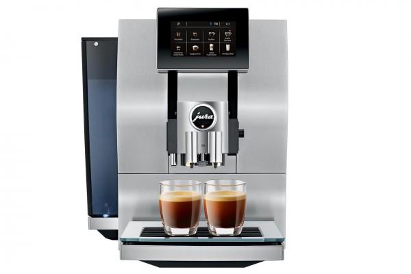 Z8 Aluminium Modell 2018 (Kaffeevollautomat)