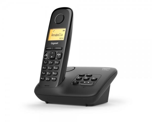 A 270 A Schwarz (Schnurlos Telefon)