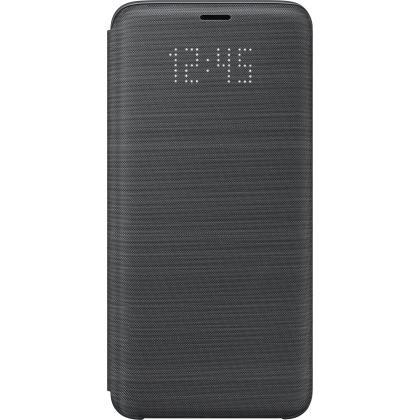 EF-NG960 LED View Cover Galaxy S9 schwarz