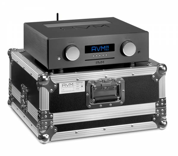 AVM Ovation CS 8.3 Schwarz front