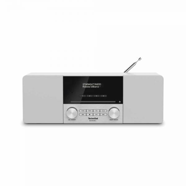 Technisat Digital Radio Front Weiss (DIGITRADIO 3)