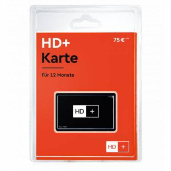 HD+ Karte 12 monate
