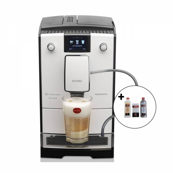 CafeRomatica 779 White Line incl. Reinigungset (Kaffeevollautomat)