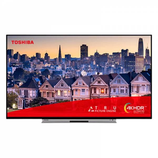 Toshiba Fernseher Schwarz Front (65UL5A63DG)