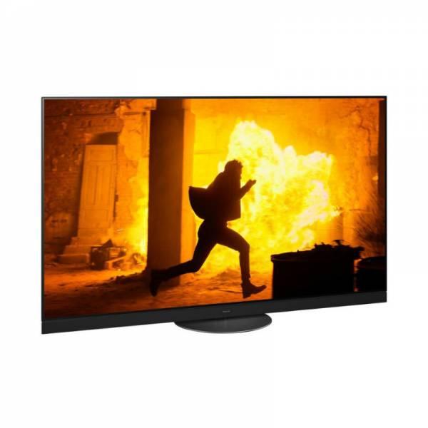 Panasonic Fernseher Abgewinkelt Links Schwarz (TX-65HZX1509)