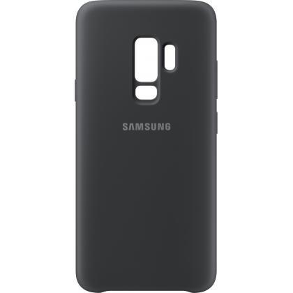EF-PG965 SILIKON Cover Galaxy S9+ schwarz
