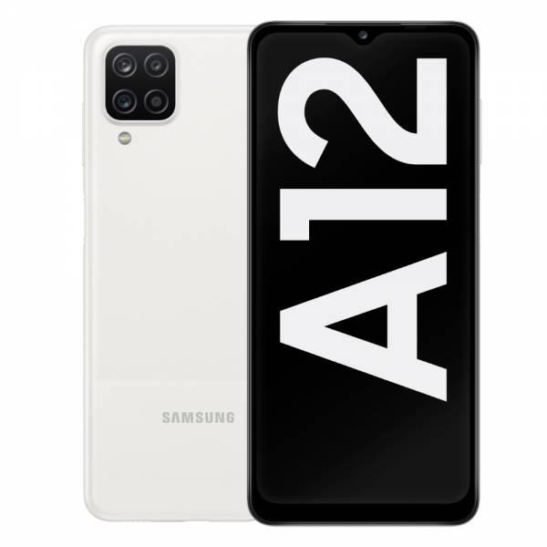 Samsung Galaxy A12 Front und Rückseite