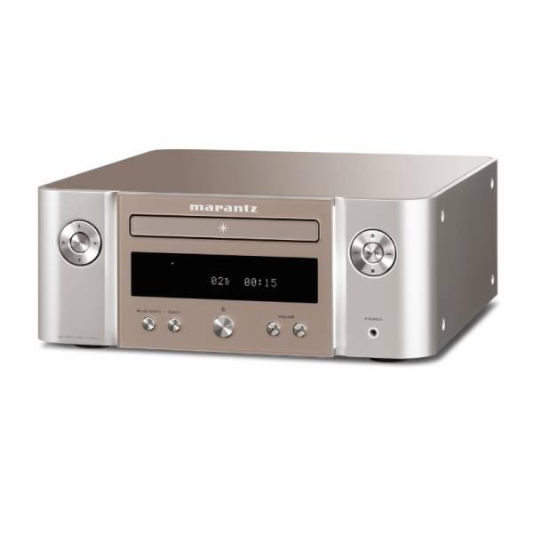 Marantz CD-Receive Silbergold Abgewinkelt (MCR-412)