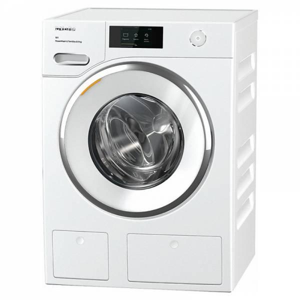 Miele Waschmaschine Front Weiss (WWR860 WPS PWash2.0 & TDos XL & WiFi)
