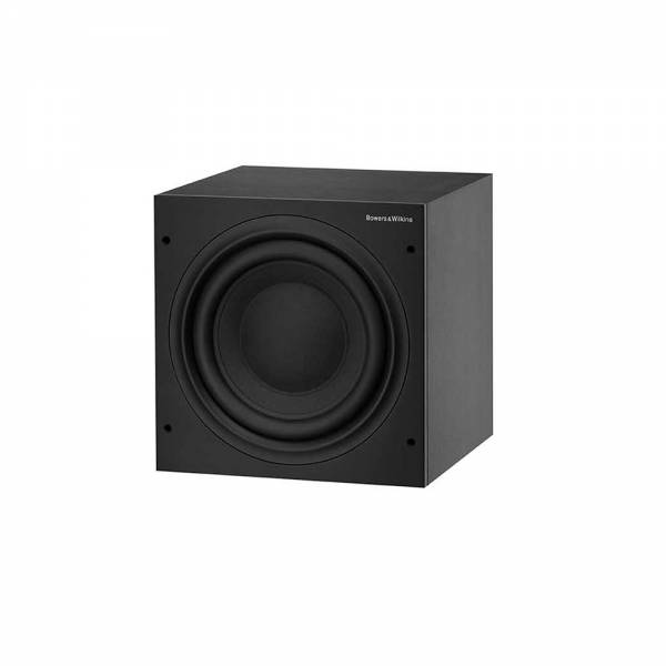 Bowers & Wilkins ASW610XP Subwoofer Schwarz Front