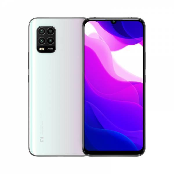 Xiaomi Smartphone Dream White Front and Back (Mi 10 Lite)