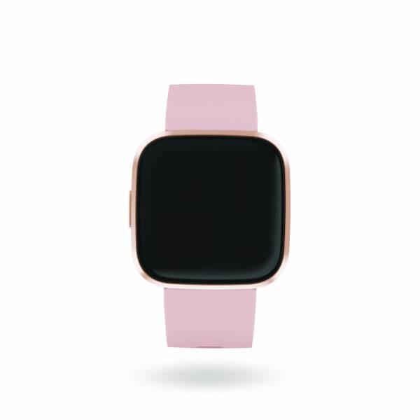 Fitbit Versa 2 rosegold Smartwatch front