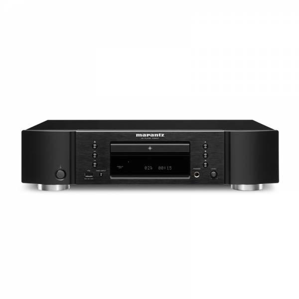Marantz CD6007 CD Player Frontansicht (Schwarz)