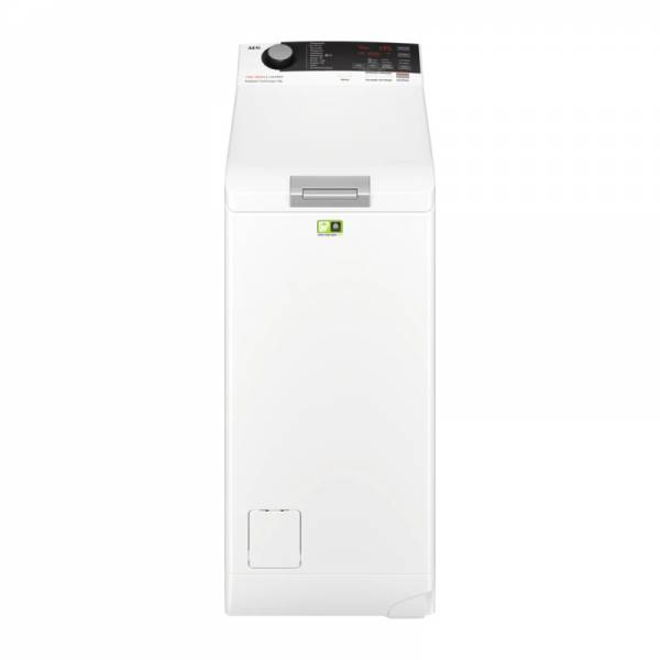 AEG Waschmaschine Toplader Weiß Front (L7TL710EX)
