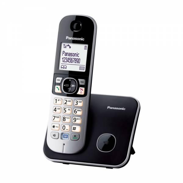 Panasonic KX TG 6811 GB telefon schwarz