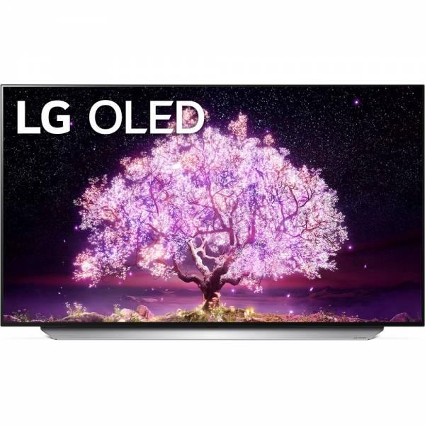 LG OLED48C19LA OLED-TV Front