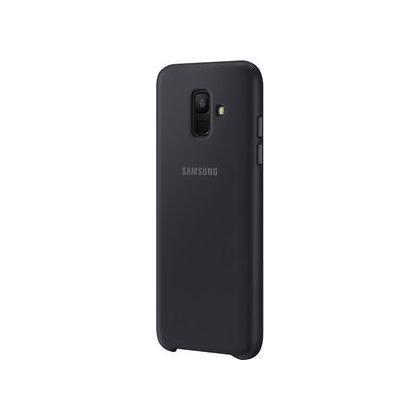 EF-PA600 Dual Layer Cover für Galaxy A6 schwarz