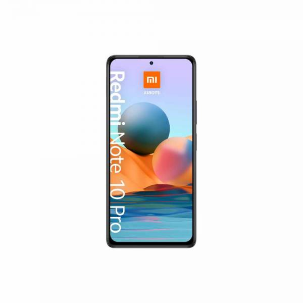 Redmi Note 10Pro onyx gray Smartphone side front