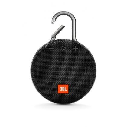 Clip 3 Schwarz (Bluetooth Lautsprecher)