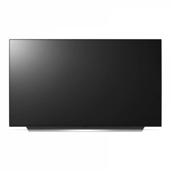LG Fernseher Front Schwarz (OLED48CX8LC)