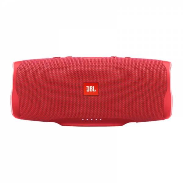 JBL Bluetooth Lautsprecher Rot Front (Charge 4)
