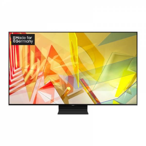 Samsung Fernseher Front Schwarz (GQ75Q95T)