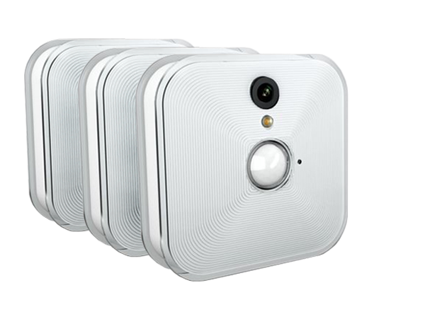 Drei Kameras + Sync Modul
