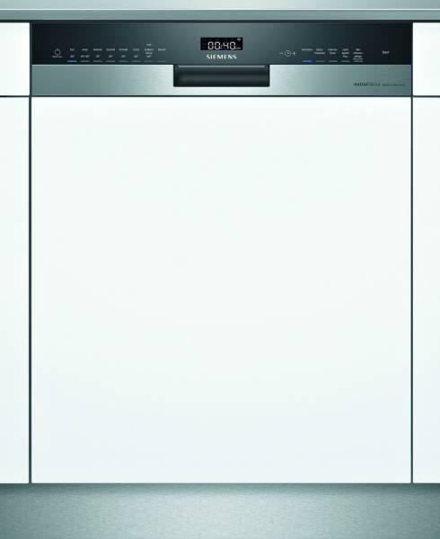 SN55ZS00BD Einbau-Geschirrspüler (C, integrierbar, 60 cm breit, Edelstahl, Home Connect)
