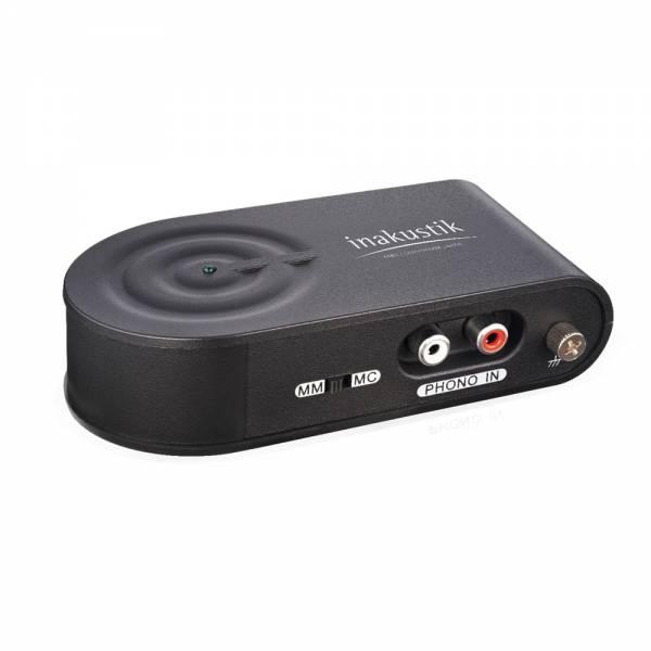 Premium Phono Vorverstärker + USB Grabber